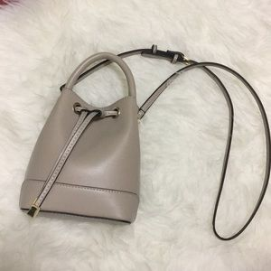 F21 Mini Bucket Bag